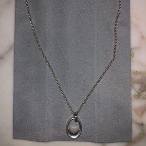 Christofle Pendant & Chain